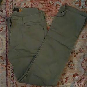 J crew 770 30x32 olive pants chino